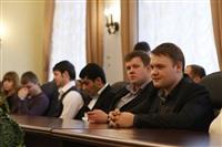 Урок мужества от Владимира Груздева. 12 февраля 2014, Фото: 1