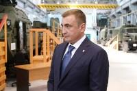 Алексей Дюмин посетил ПАО  «НПО «Стрела», Фото: 21
