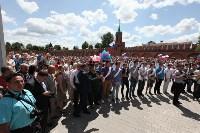 Торжества в честь Дня России в тульском кремле, Фото: 23