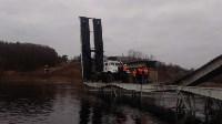 Монтаж моста в Архангельской области, Фото: 30