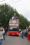 """Файер-шоу от болельщиков """"Арсенала"""". 16 мая 2014 года, Центральный парк, Фото: 31"""