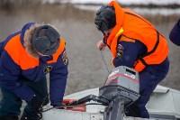 Тульское Управление МЧС принимает участие в тренировке  по готовности к паводку, Фото: 5