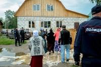 В Плеханово убирают незаконные строения, Фото: 61