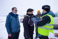 В Туле выбрали лучших рыбаков по ловле на блесну со льда, Фото: 76