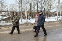 Бунт в цыганском поселении в Плеханово, Фото: 32