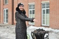 Масленица в Торговых рядах тульского кремля, Фото: 40