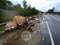 Жуткое ДТП на трассе под Тулой, Фото: 10