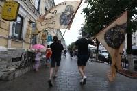 «Театральный дворик» стартовал с яркого карнавала, Фото: 8