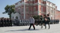 19 сентября в Туле прошла церемония вручения знамени управлению МВД , Фото: 10