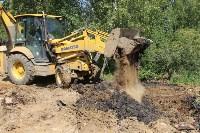 Ликвидация разлива нефтепродуктов в Комарках, Фото: 18