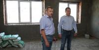 Юрий Андрианов посетил усадьбу Мосоловых в Дубне. 8 августа 2015, Фото: 19