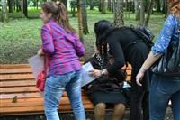 """В Туле проходит """"обнимашечный"""" флешмоб, Фото: 50"""