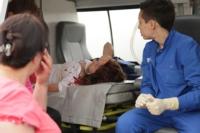 Авария на трассе Тула-Калуга. 04.07.2014, Фото: 19