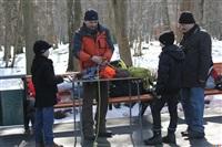 В Туле спасатели провели акцию «Дети без опасности», Фото: 30