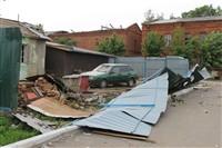 Последствия урагана в Ефремове., Фото: 14
