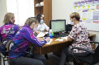 "Волейболистки ""Тулицы"" сделали прививки от гриппа, Фото: 11"