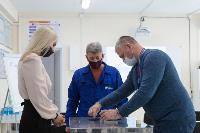 Первая в ЦФО «Точка кипения Hi-Tech» открылась в Тульской области, Фото: 21