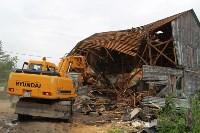 Снос домов в Плеханово. 29 июня 2016, Фото: 4