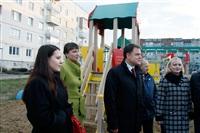 Владимир Груздев в Ясногорске. 8 ноября 2013, Фото: 10