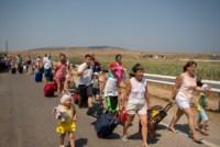 Пробки на Керченской переправе, Фото: 11