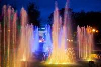 В Кировском сквере открылся светомузыкальный фонтанный комплекс: Фоторепортаж Myslo, Фото: 5