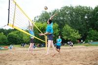 Пляжный волейбол в парке, Фото: 29