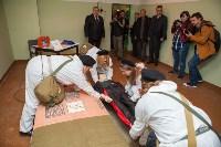 Учения МЧС в убежище ЦКБА, Фото: 48