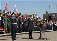 Военный парад в Туле, Фото: 2