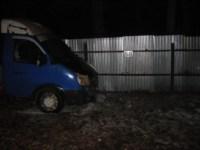 Ночные поджоги автомобилей в Туле и в Щекино. 24.10.2014, Фото: 2
