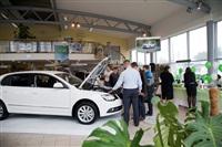 Презентация новой модели  ŠKODA Superb в автосалоне «Арсенал-Авто», Фото: 1