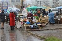 Стихийный рынок на ул. Пузакова, Фото: 9