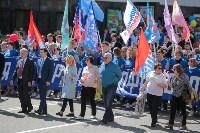 1 мая в Туле прошло шествие профсоюзов, Фото: 42