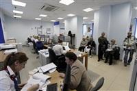 "Вкладчики ""Первого Экспресса"" атаковали офис ВТБ24, Фото: 12"