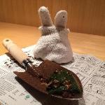 Подача десертав Мишленовском ресторане, Фото: 5