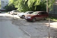 В Туле объявили войну незаконным парковкам, Фото: 1