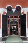Пасхальная служба в Успенском соборе. 20.04.2014, Фото: 1