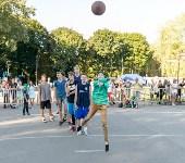 В Центральном парке Тулы определили лучших баскетболистов, Фото: 76