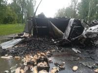В жутком ДТП под Рязанью погиб житель Тульской области, Фото: 4