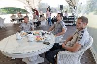 Сергей Егоров поздравил футболистов «Арсенала» с завершением сезона, Фото: 5