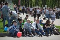 Празднования Дня Победы в Центральном парке, Фото: 3