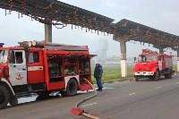 В Новомосковске произошел пожар на химпредприятии: есть пострадавший, Фото: 8