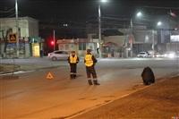 В Туле микроавтобус насмерть сбил пешехода, Фото: 4