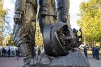 В Туле открыли памятник экипажу танка Т-34, Фото: 51