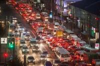 Транспортный коллапс в центре Тулы, Фото: 19