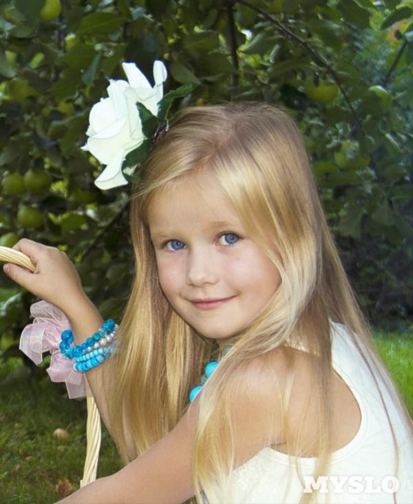 Фомина Арина, 6 лет