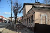 На ул. Октябрьской развалился дом, Фото: 16