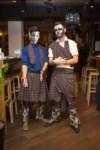 Хэллоуин в ресторане Public , Фото: 105