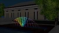 Проект фонтанного комплекса у драмтеатра, Фото: 1