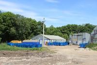 В Тульской области незаконно сжигали московский мусор, Фото: 9