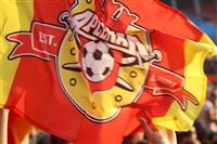 "Фанаты ""Арсенала"" подарили команде граффити, Фото: 6"